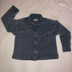Urban outfitters denim jacket size M